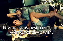 Guy Best Friend