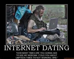 #InternetDating