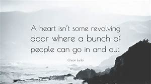 Life Isn't a Revolving Door
