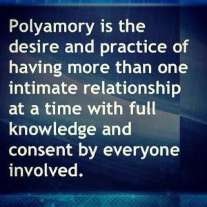 I'm a Polyamorist0