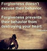 Forgiveness.What It Is and What It Isn't