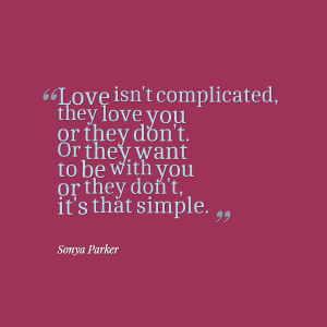 What Does It's Complicated Mean