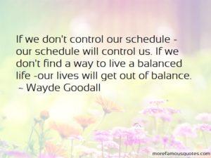 How to Live a Balanced Life
